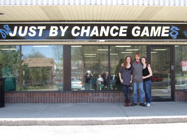 Just By Chance Games