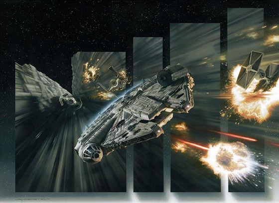 millennium-falcon-artwork