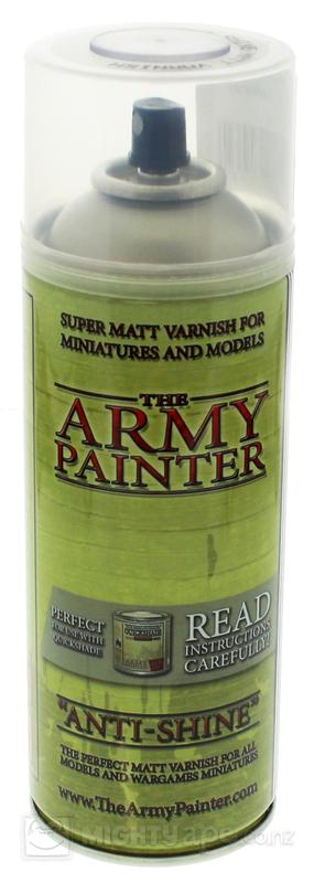 anti-shine army painter