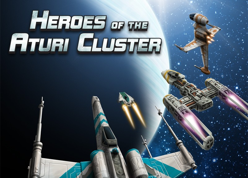 Heroes of the Aturi Cluster Ships
