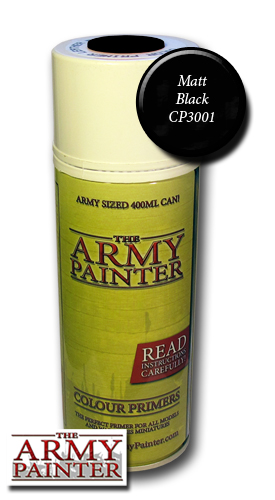 Army Painter Primer Black