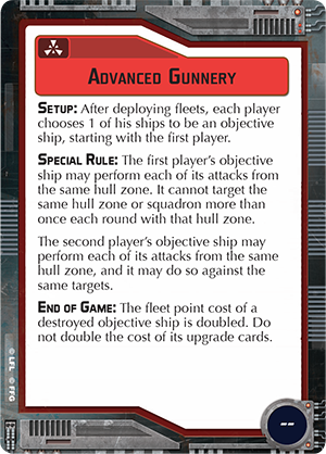 _Objective Assault - advanced-gunnery