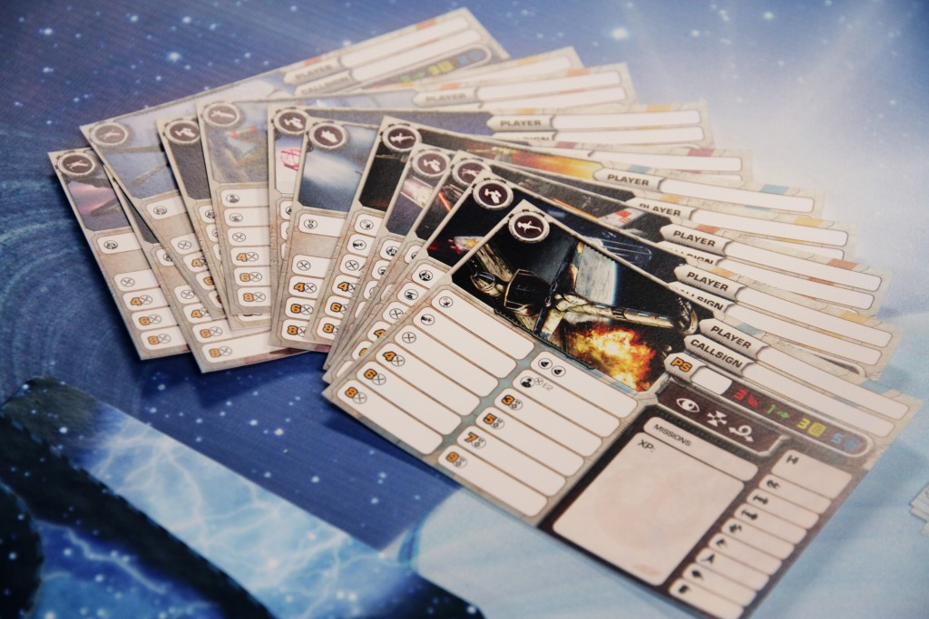 Heroes of the Aturi Cluster - Player Scoresheets