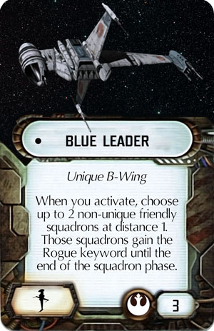 Squad Leader B-Wing