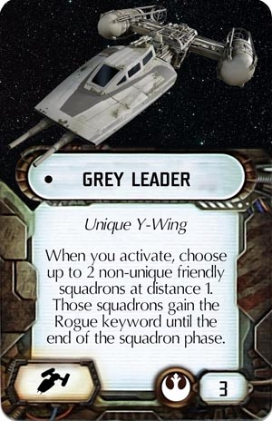 Squad Leader Y-Wing Grey small