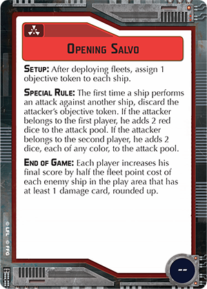 _Objective Assault - opening-salvo