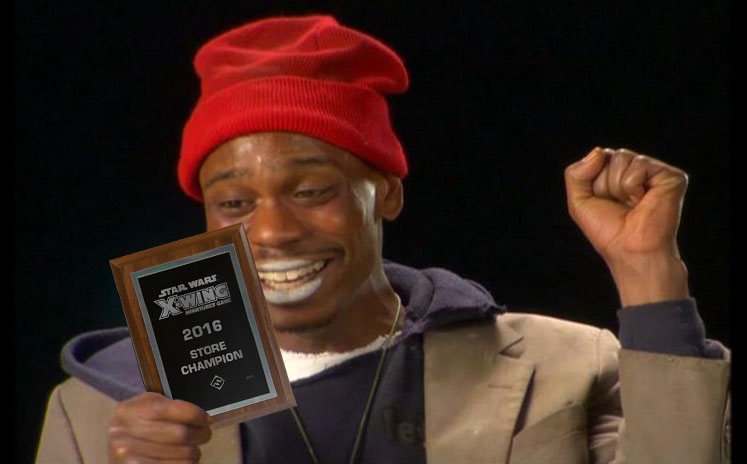 Tyrone Biggums Store Champ