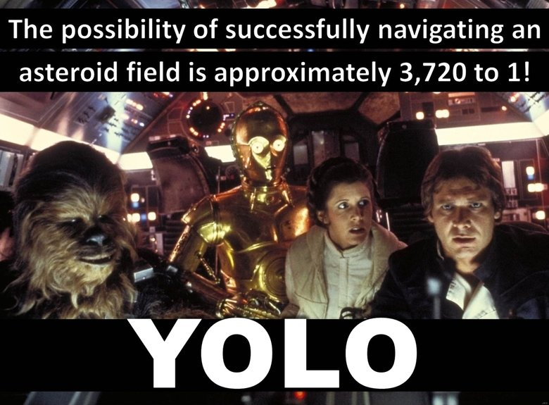Pun Times with Han 02 Han Yolo
