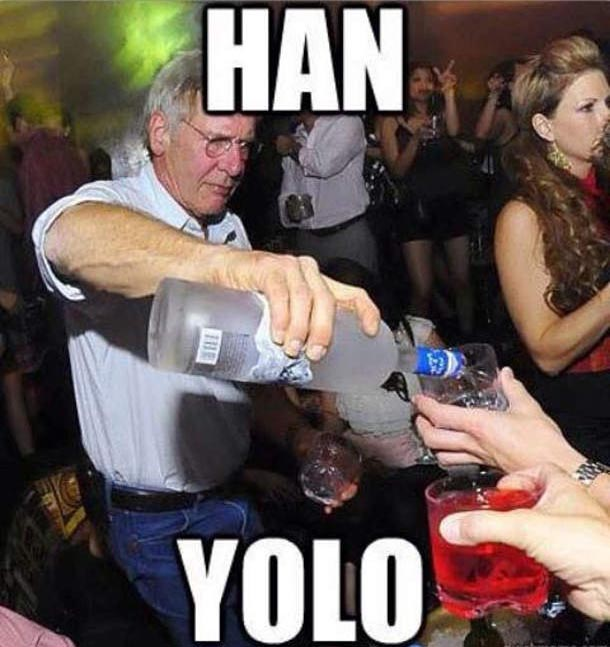 Pun Times with Han 03 Han Yolo
